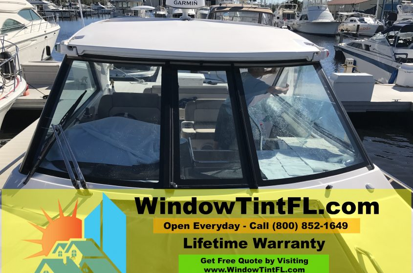 Florida Boat Tint Laws