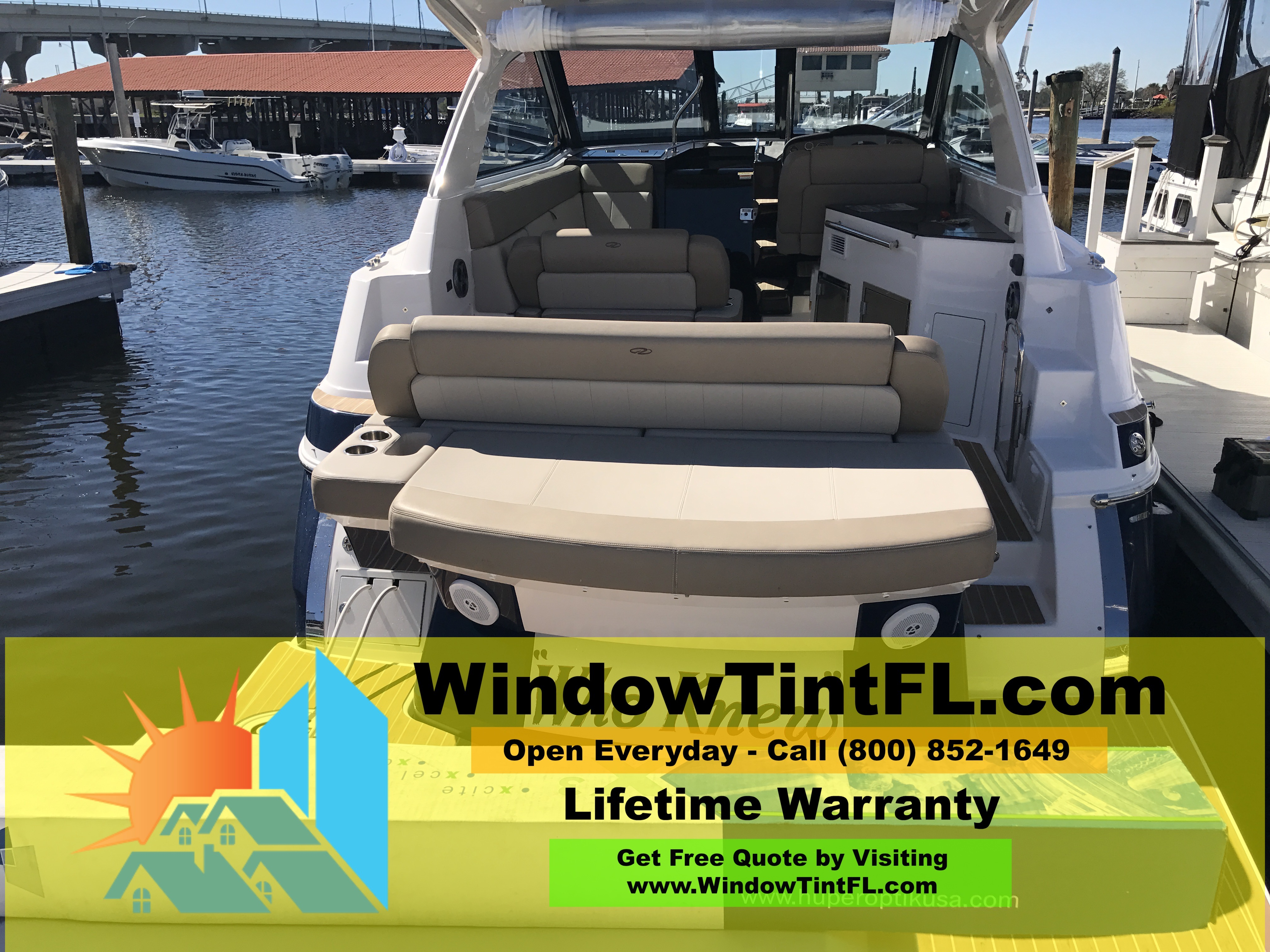 Top 3 Benefits Of Boat Window Tinting In Naples Florida