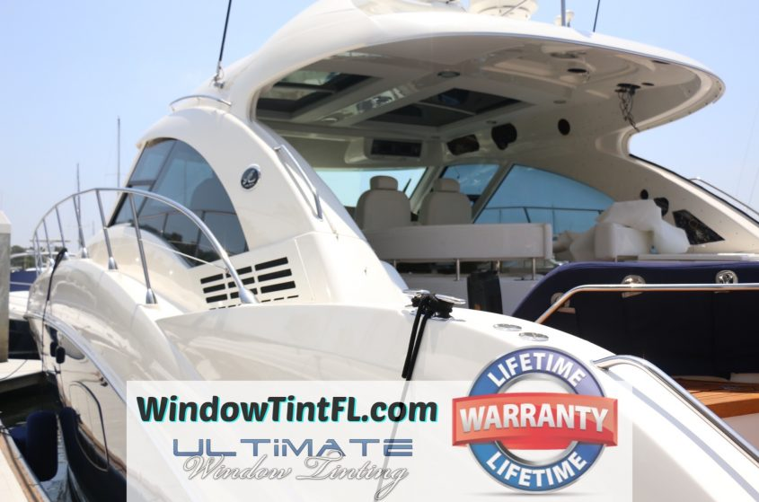 Boat Window Tint Sarasota Florida