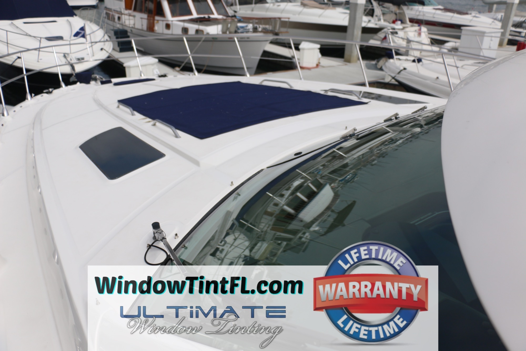 Boat Window Tint Sarasota Florida Marine Solar Window Film
