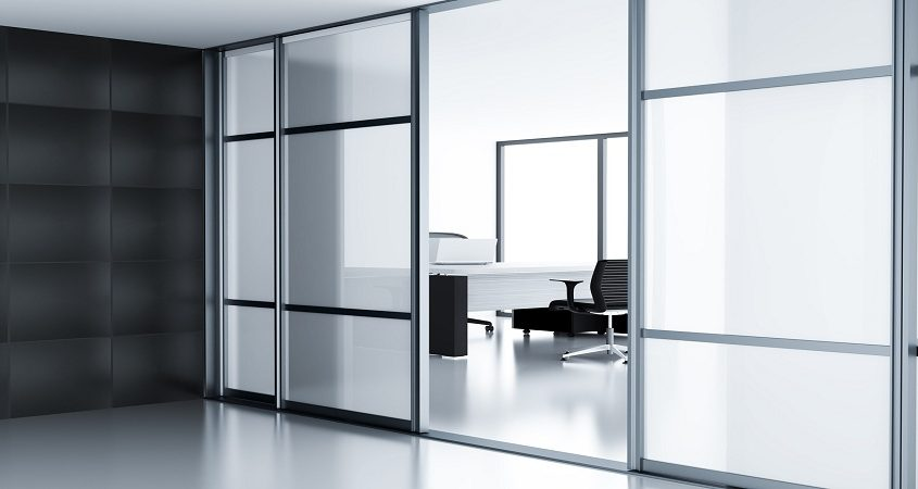 Give Your Office a Revamp With Frosted Glass Window Film