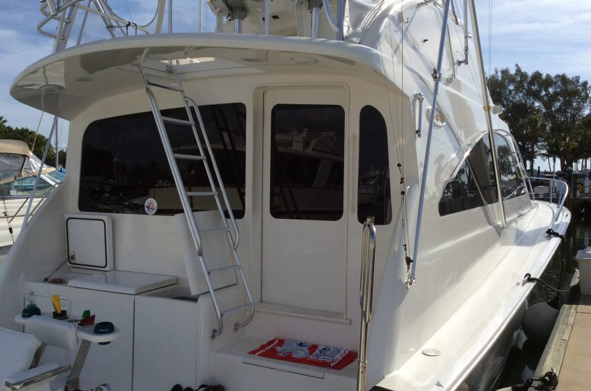Huper Optik Marine Window Tint Boats