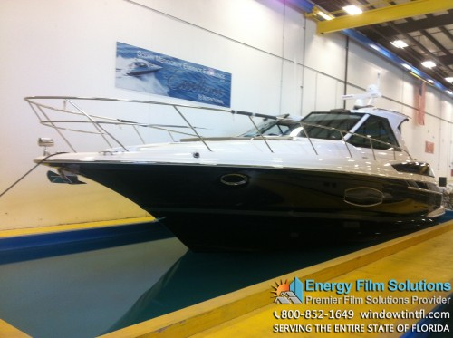 Marine Boat Window Tinting