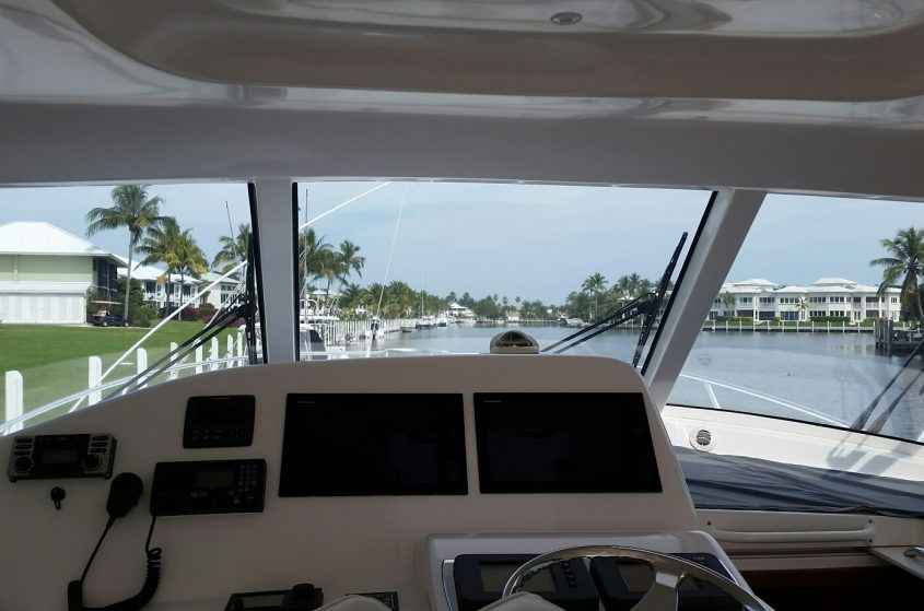 Marine Window Film - Huper Optik Ceramic Ft Lauderdale