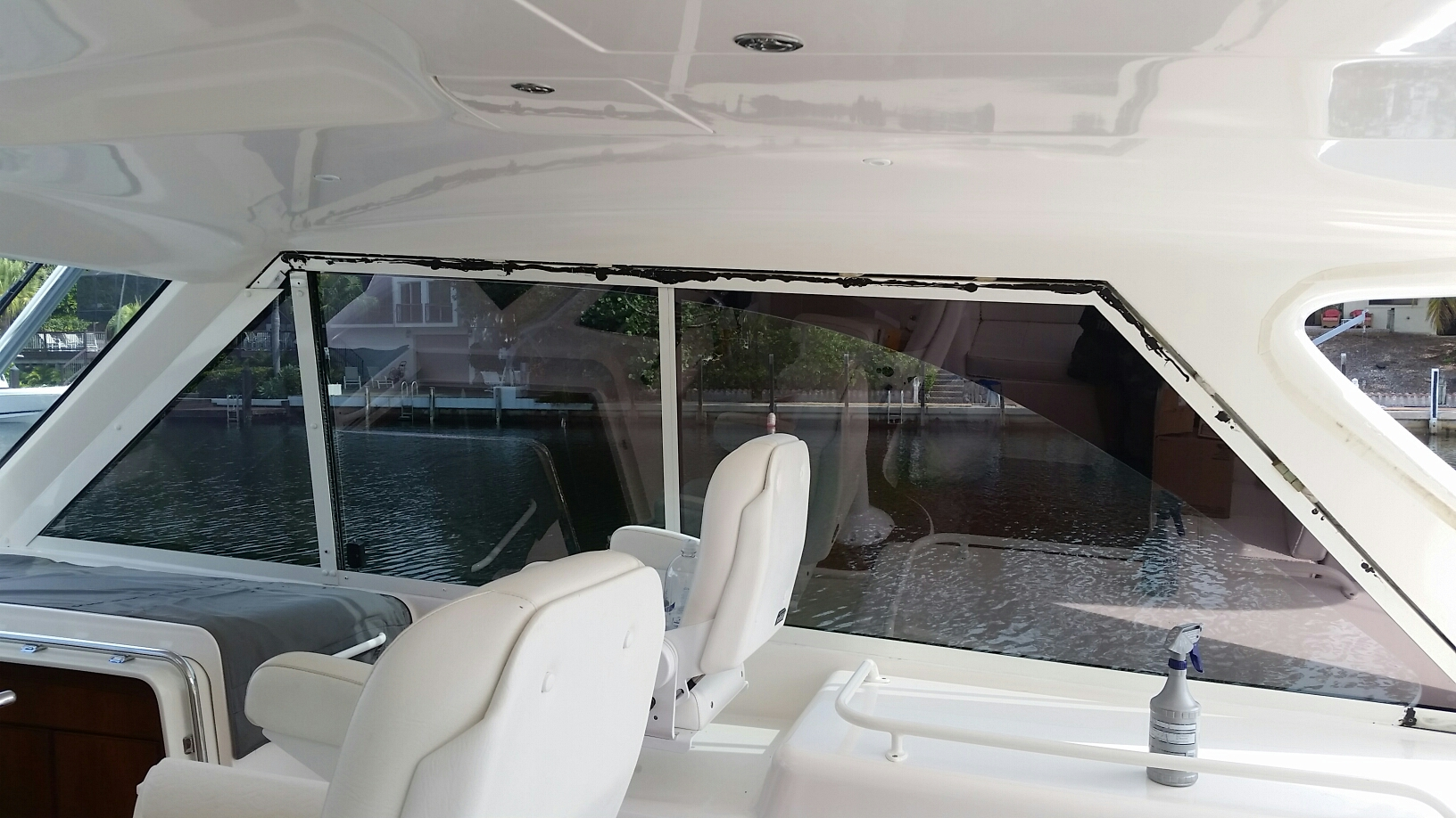 Marine Window Film Sarasota Florida