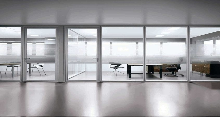 Why Should You Use a Frosted Window Film in Your Office?