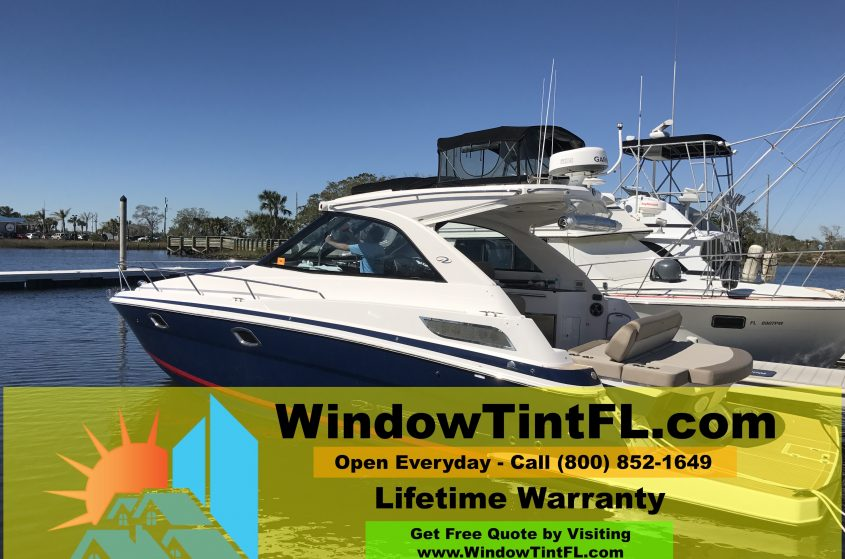 VYacht Window Tint Pictures