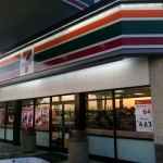 Commercial Window Tinting 7-11 Store