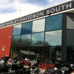 commercial window tinting harley davidson