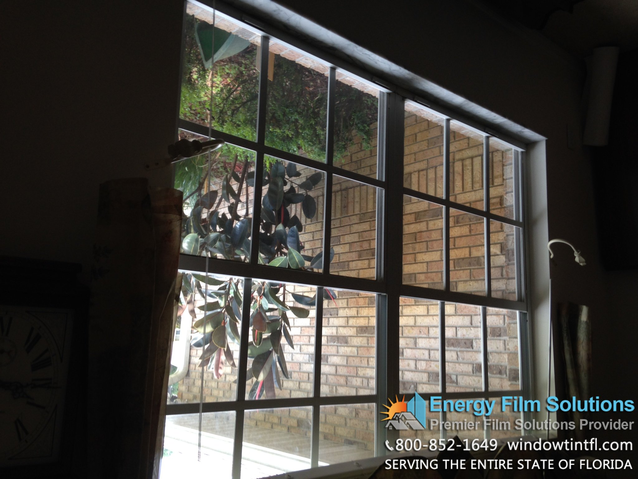 Residential safety security window filn home window tint for Window alarms
