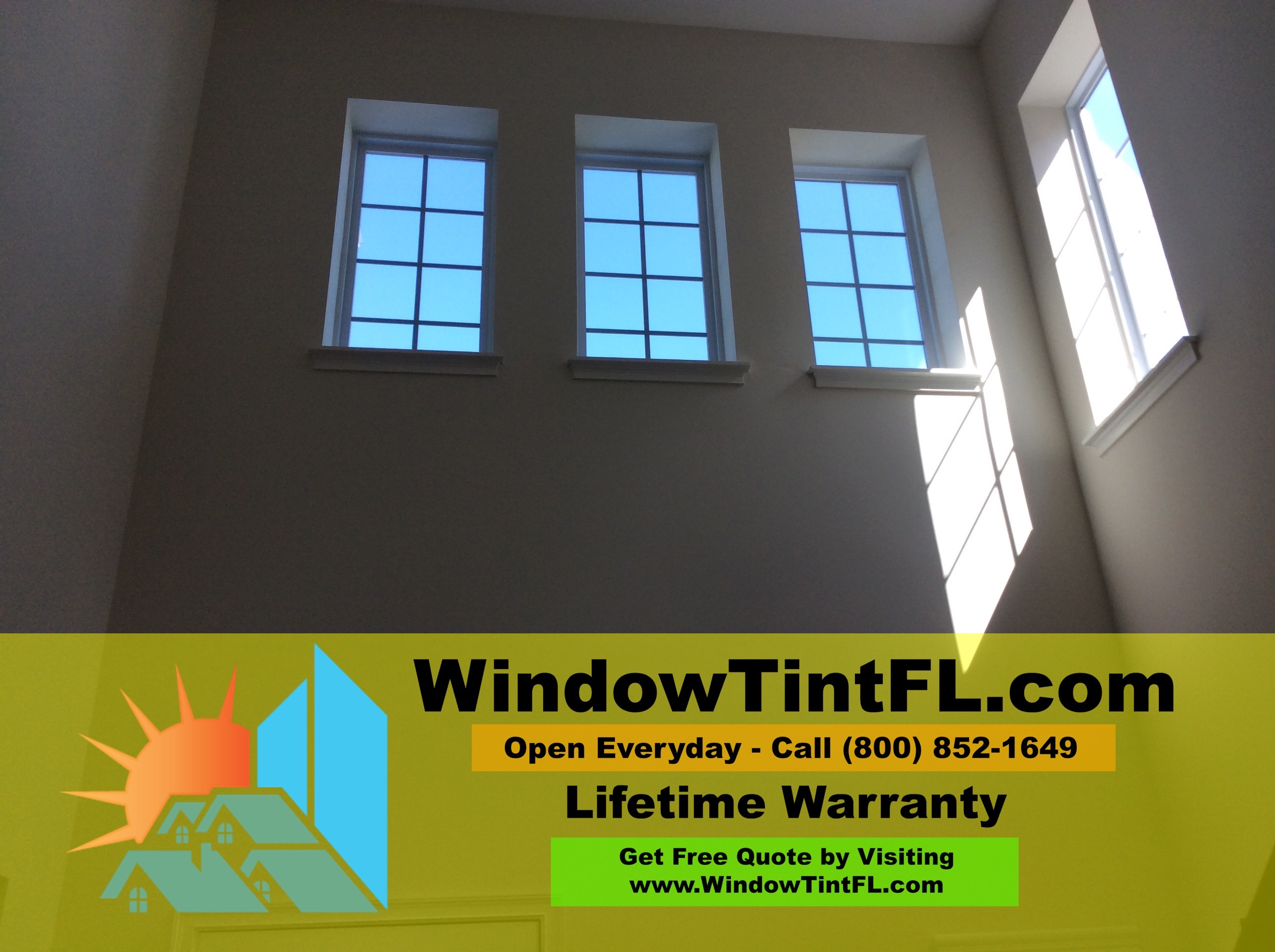 Home Window Tinting Apopka Florida
