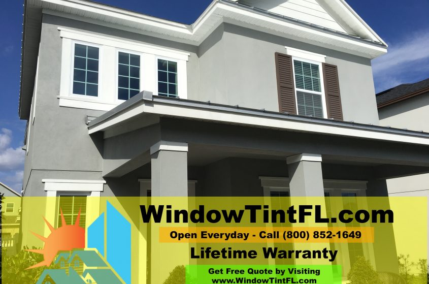 Apopka Florida Home Window Tinting Apopka Florida