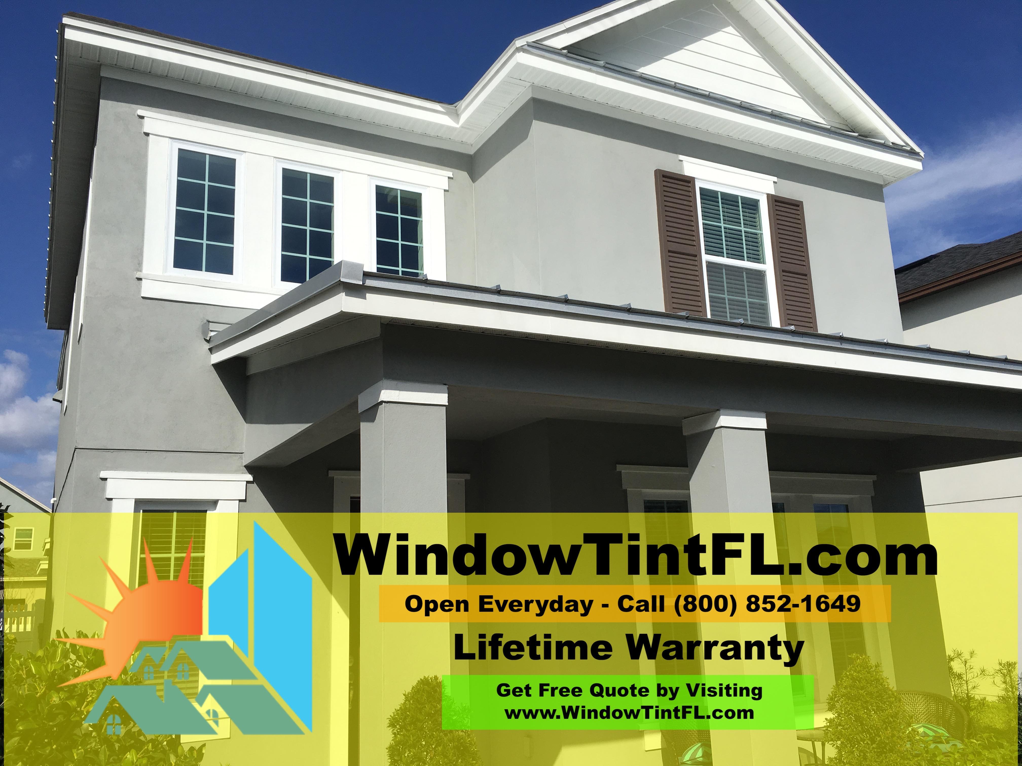 Apopka Florida Home Window Tinting Apopka Florida