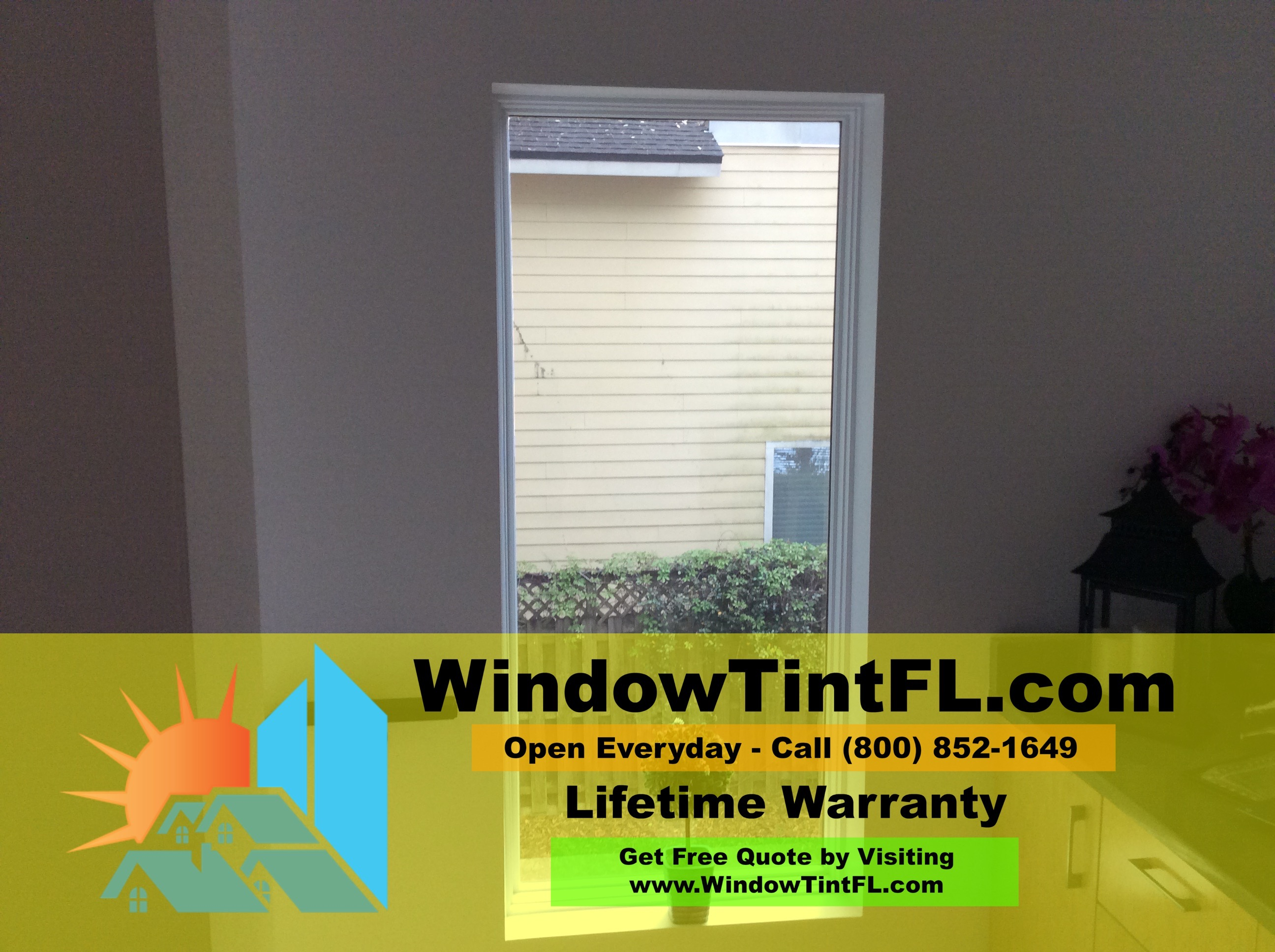Home Window Tinting Maitland Florida