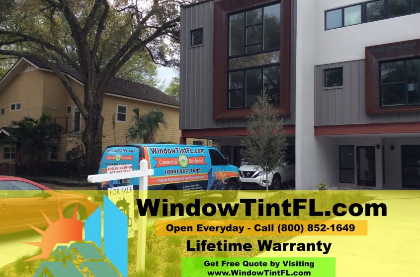 Home Window Tinting Maitland Florida Window Films