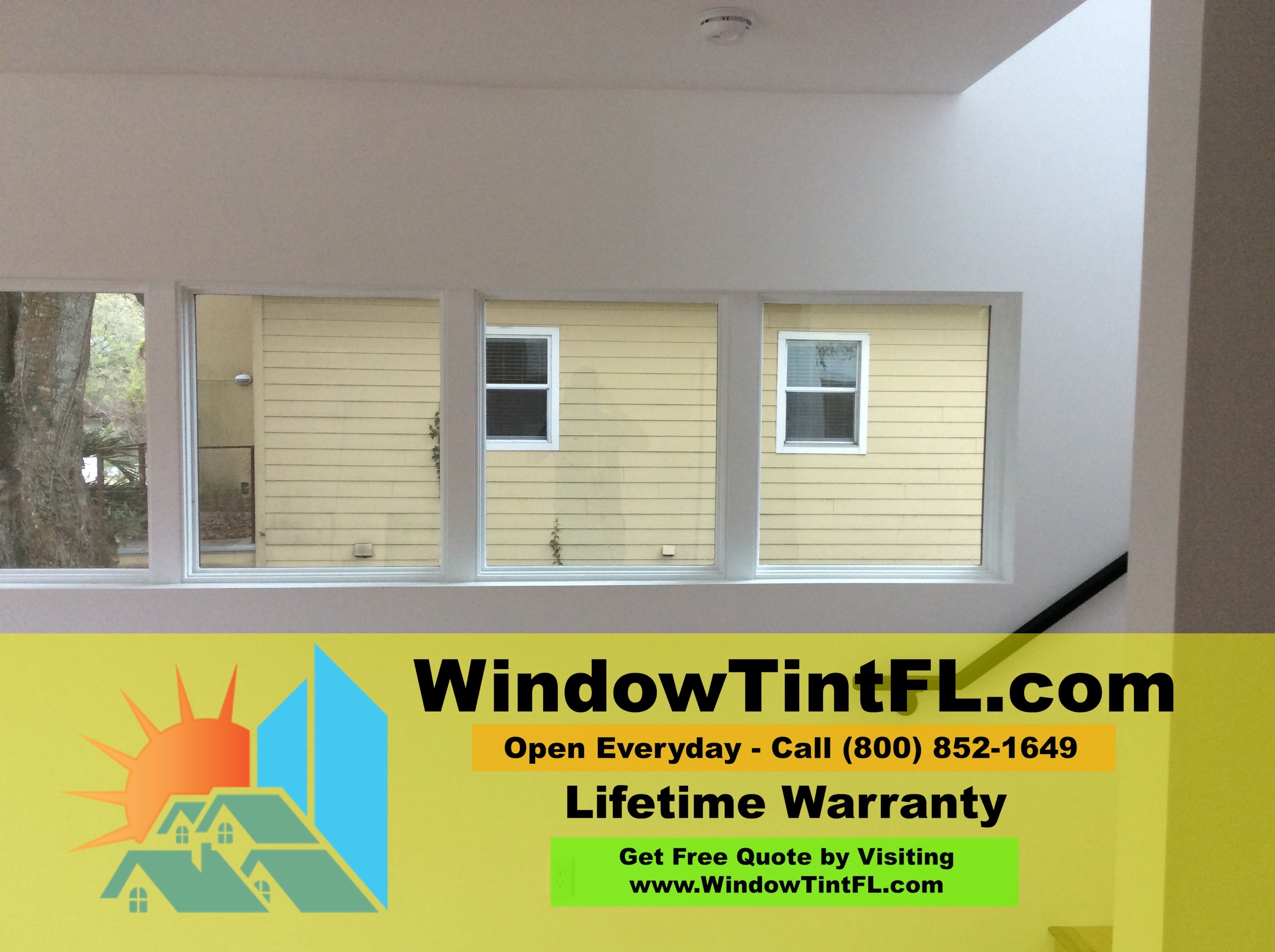 Home Window Tinting In Maitland Florida The Best Choice