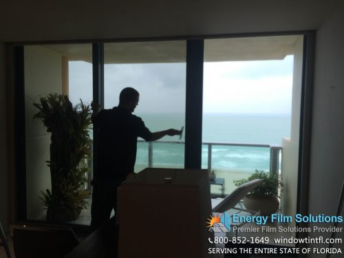 home window tinting south Florida
