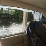 marine window tint ft lauderdale yacht boat