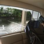 marine window tint ft lauderdale yacht boat