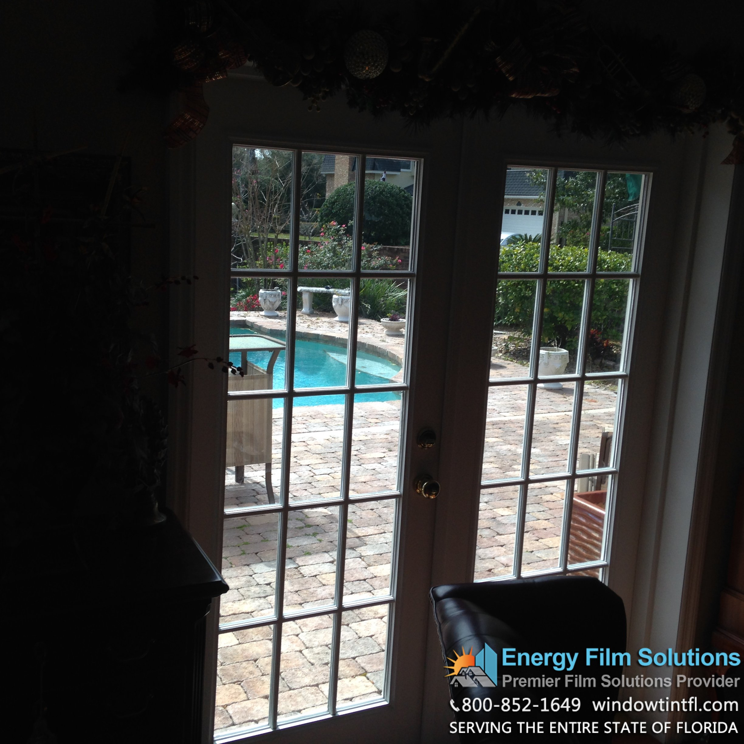 residential window tint orlando