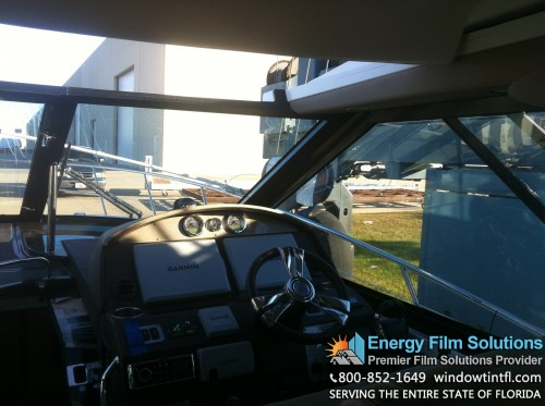 yacht window tinting fort lauderdale