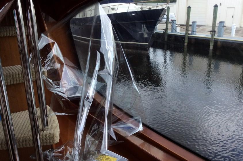 vkool marine window tint yacht 961