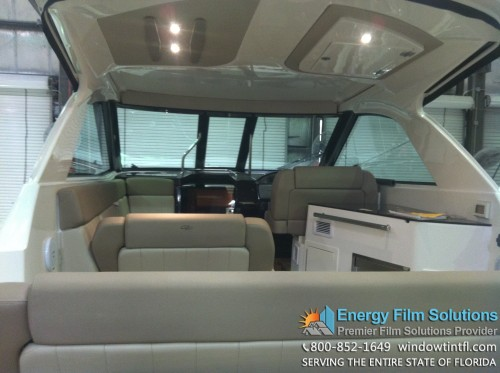 Window Tinting for Boats in Florida